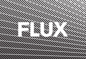 FLUX — Interactive Design Exhibition Branding